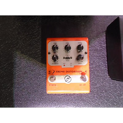 GNI PEDALS XTREME DISTORTION OCTAVE Effect Pedal