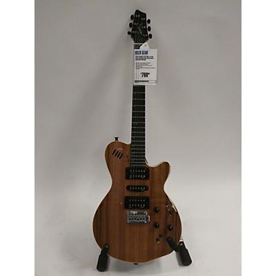 Godin XTSA HSH 13-Pin Koa Solid Body Electric Guitar