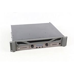 open box crown xti 6002 power amplifier regular 190839641823 musician 39 s friend. Black Bedroom Furniture Sets. Home Design Ideas
