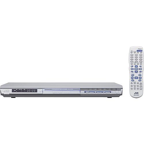 JVC XV-NP10 DVD/Memory Card Plalyer