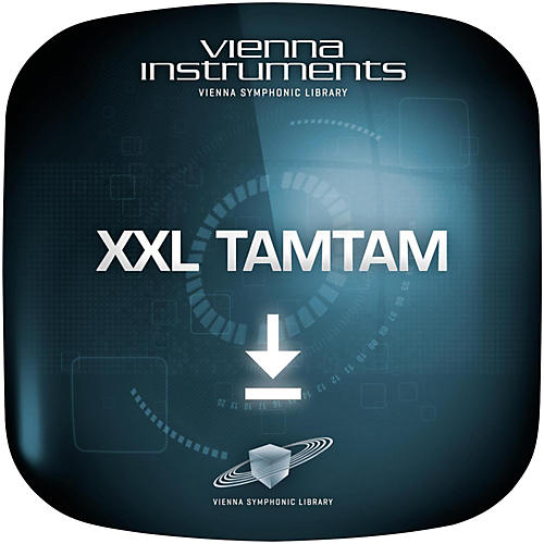 Vienna Instruments XXL Tamtam Upgrade To Full Library