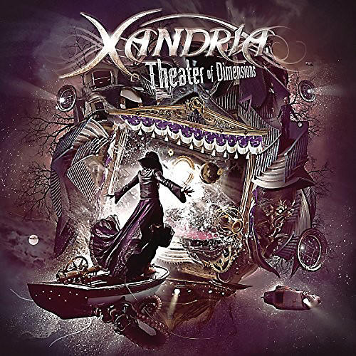 Alliance Xandria - Theater Of Dimensions