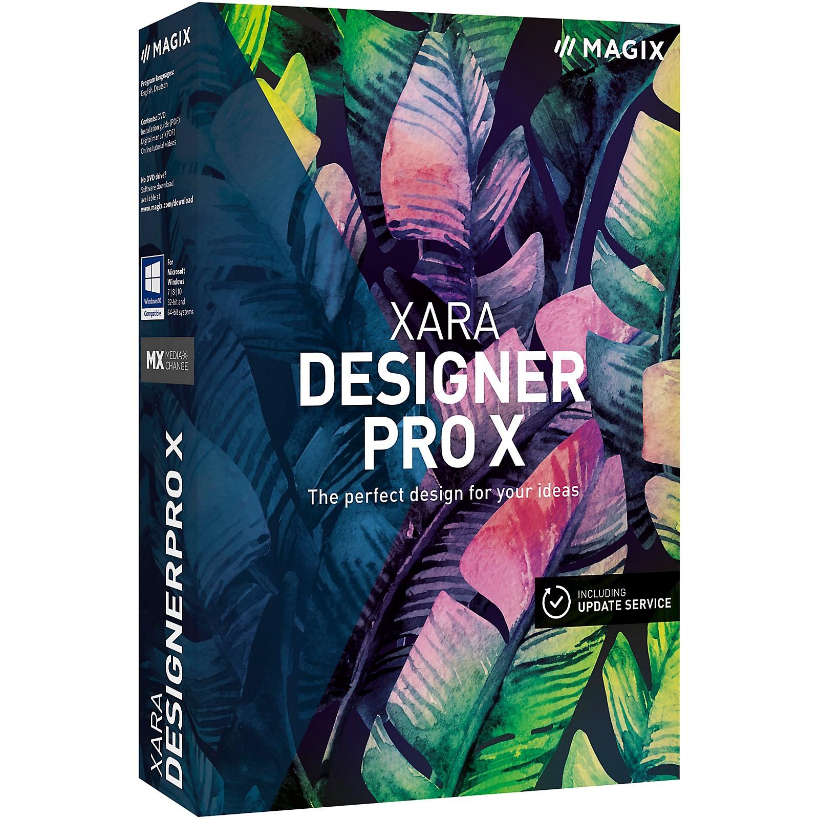 Magix Xara Designer Pro X