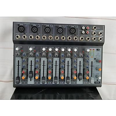 Behringer Xenyx 1002B 10 CHANNEL Unpowered Mixer