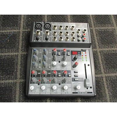 Behringer Xenyx 1002FX Unpowered Mixer