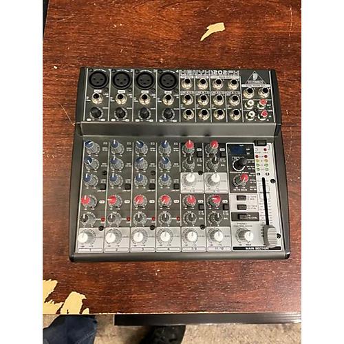 Xenyx 1202FX Unpowered Mixer