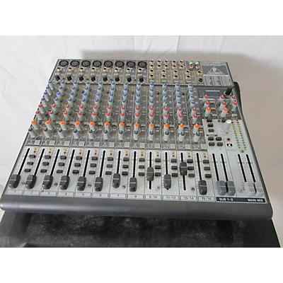 Behringer Xenyx 2222FX Unpowered Mixer