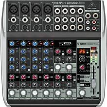 Open BoxBehringer Xenyx QX1202USB Mixer