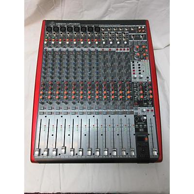 Behringer Xenyx UF1604 Unpowered Mixer