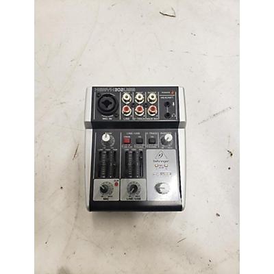 Behringer Xenyx302usb Powered Mixer