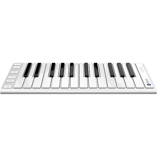 CME Xkey Air Wireless Bluetooth Mobile Keyboard Controller Condition 1 - Mint Silver 25 Key