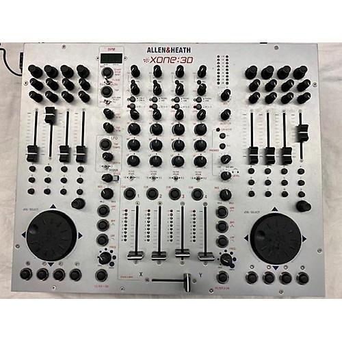 Allen & Heath Xone 3D DJ Mixer