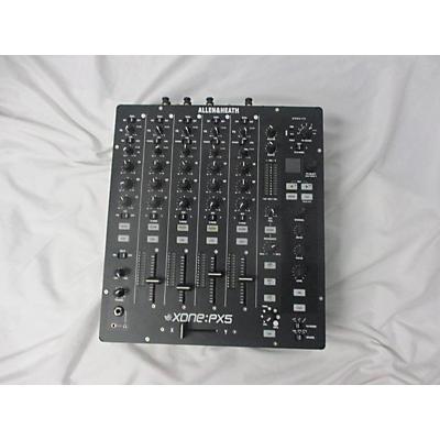 Allen & Heath Xone PX5 DJ Mixer