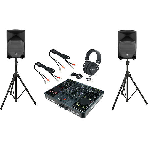 Allen & Heath Xone:DX / Mackie Thump TH-12A DJ Package