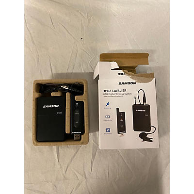 Samson Xpd Lavalier Wireless System