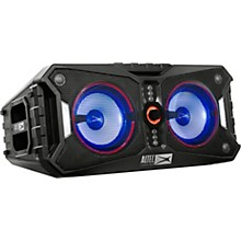 Open BoxAltec Lansing Xpedition 8 Waterproof Active Battery Powered Loudspeaker