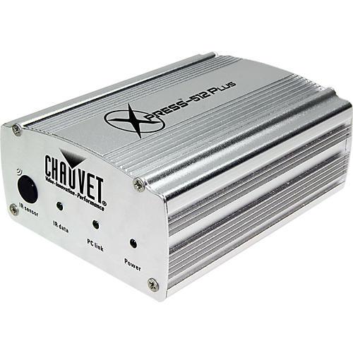 CHAUVET DJ Xpress 512 PLUS DMX Transmitter