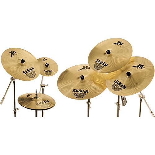 Sabian Xs20 Complete Cymbal Set