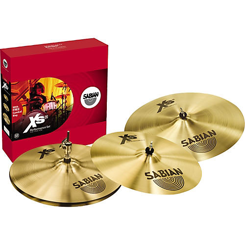sabian xs20 performance cymbal pack brilliant musician 39 s friend. Black Bedroom Furniture Sets. Home Design Ideas