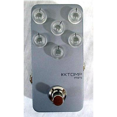 Hotone Effects Xtomp Mini Multi Effects Processor