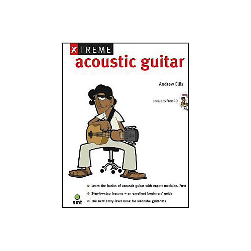 Sanctuary Xtreme Acoustic Guitar Method (Book/CD)