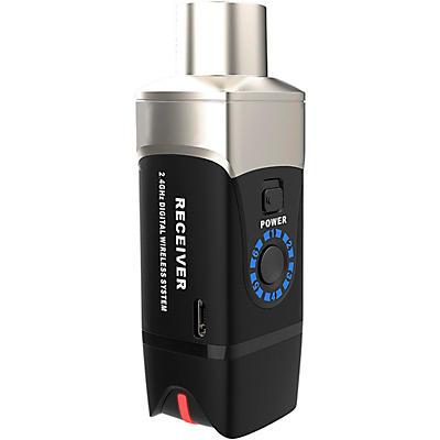XVive Xvive Audio U3R XLR Plug-on Wireless Receiver for U3 System