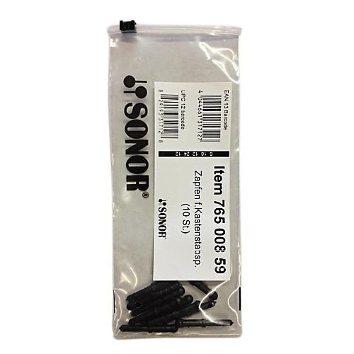 Sonor Orff Xylophone & Metallophone Resonator Box Pins (10 Pack)