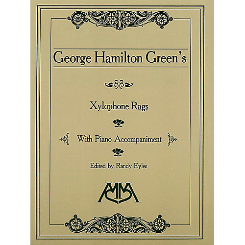 Meredith Music Xylophone Rags of George Hamilton Green