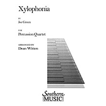 Hal Leonard Xylophonia (Percussion Music/Mallet/marimba/vibra) Southern Music Series Arranged by Dean Witten