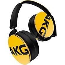 Y50 On-Ear Headphone Yellow