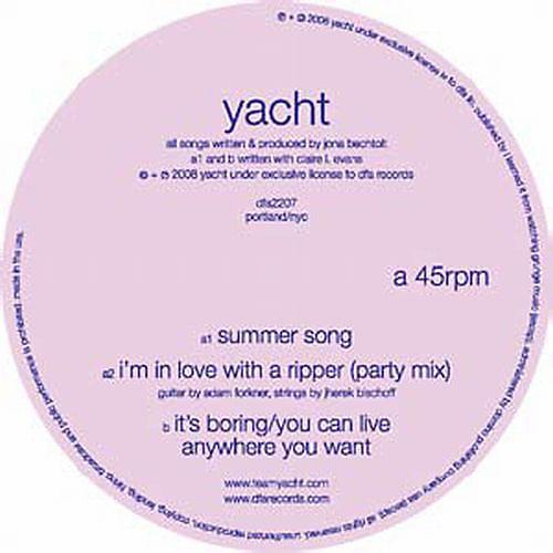 Alliance YACHT - Summer Song