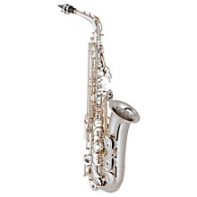 YAS-62III Professional Alto Saxophone Silver Plated