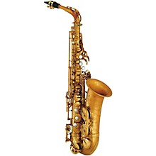 YAS-82ZII Custom Series Alto Saxophone Un-lacquered without high F#
