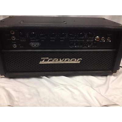 Traynor YBA 200 Tube Bass Amp Head