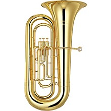 YBB-201MWC Series 3-Valve 4/4 Convertible BBb Tuba Lacquer