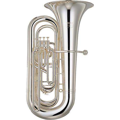 Yamaha YBB-631S Series 4/4 Compensating BBb Tuba