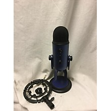 BLUE YETTI W/ RINGER SHOCKMOUNT USB Microphone