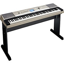 Open Box Yamaha YPG-535 88-Key Portable Grand Piano Keyboard