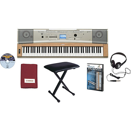 Yamaha YPG-635 package
