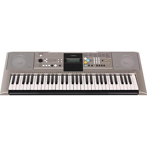 yamaha ypt320 61 key portable keyboard musician 39 s friend. Black Bedroom Furniture Sets. Home Design Ideas