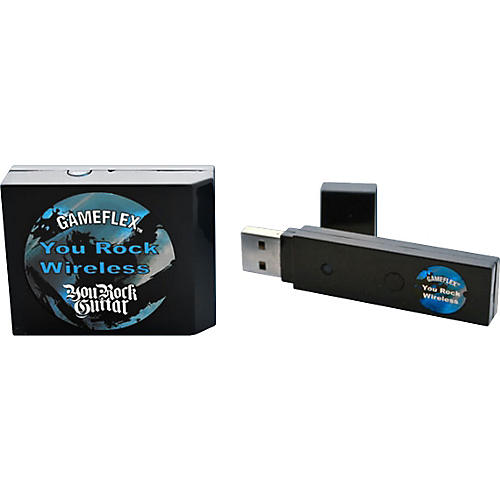 You Rock Guitar YRGF-1101 Gameflex Cartridge for PC and PlayStation3