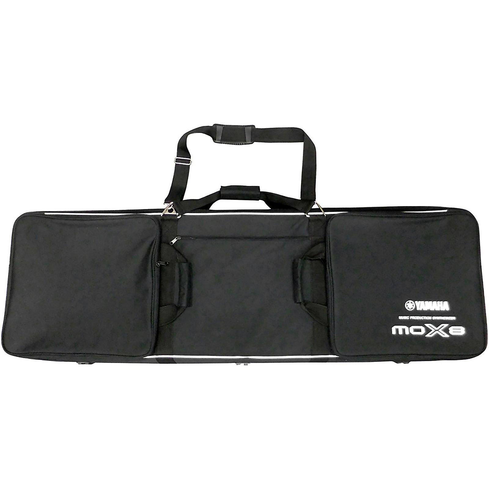 Yamaha YSCMOXF8-MX88 Bag With Wheels for MOXF8 or MX88
