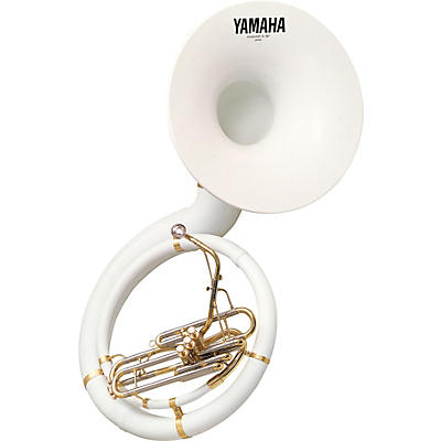Yamaha YSH-301WC Series Fiberglass BBb Sousaphone with Hard Case