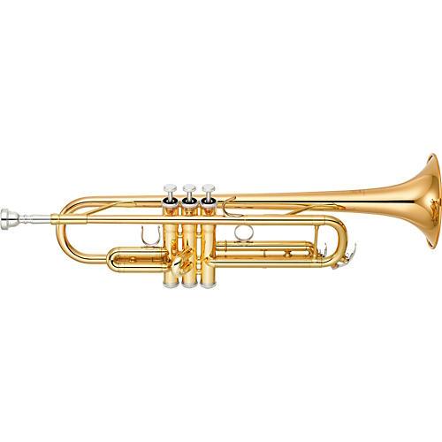 Yamaha YTR-4335GII Intermediate Bb Trumpet Silver