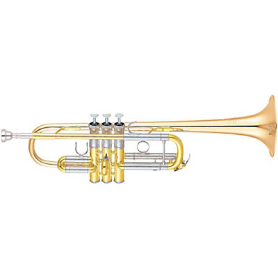 Yamaha YTR-8445G Xeno Series C Trumpet