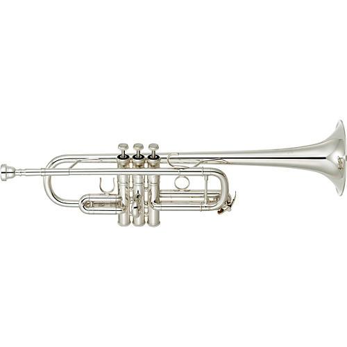 Yamaha YTR-9445CHS III Artist Model C Trumpet Silver plated Yellow Brass Bell