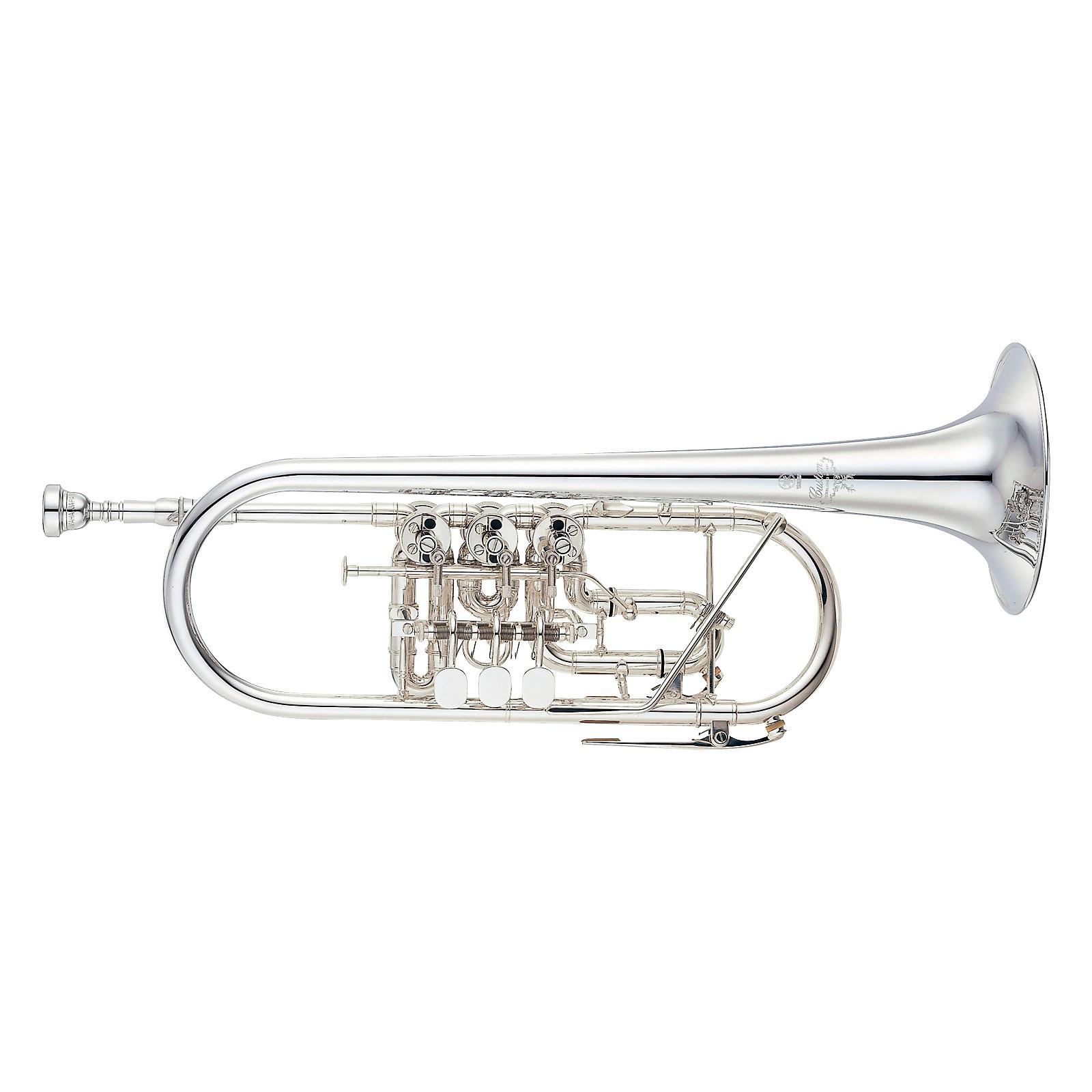 Yamaha YTR-948FFMS Custom Series Rotary C Trumpet