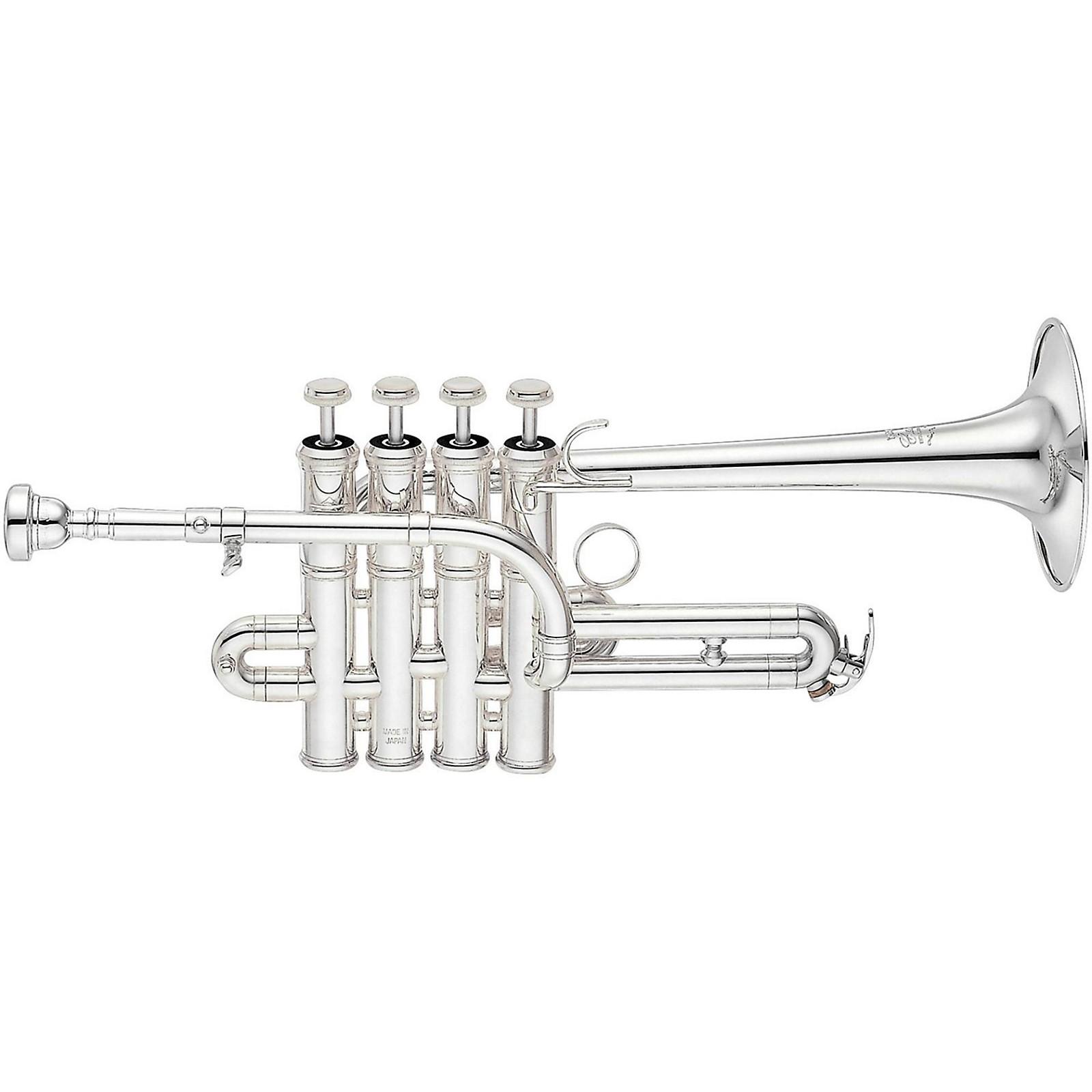 Yamaha YTR-9835 Custom Series Bb / A Piccolo Trumpet