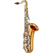 YTS-26 Standard Tenor Saxophone Lacquer with Nickel Keys