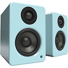 YU2 Powered Desktop Speakers Gloss Teal